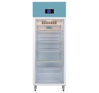 LEC PGR600UK - Pharmacy Fridge 600 Litre with Glass Door