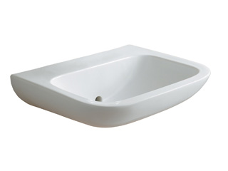 HTM64 Compliant Medium Washbasin