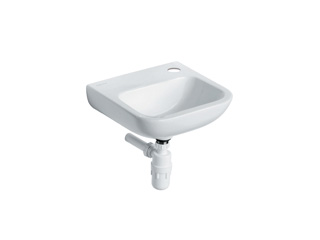 HTM64 Compliant Small Washbasin