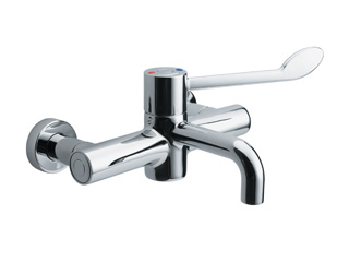 HTM64 Thermostatic Sequential Mixer Tap