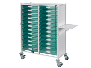Vista 240 Hospital Trolleys