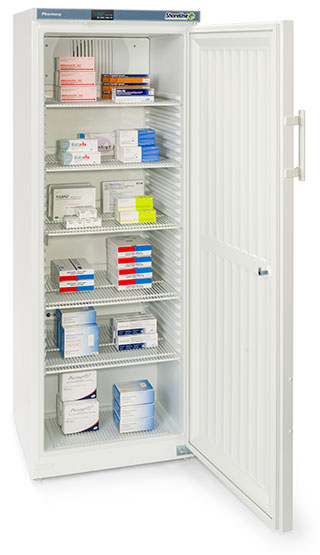 Shoreline SM364 - 335 Litres Pharmacy Fridge with Solid Door
