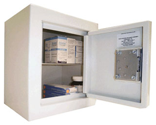 17 Litre Small Controlled Drugs Cupboard