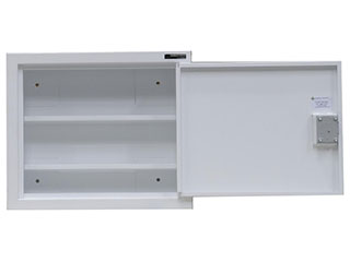 43 Litre Controlled Drugs Cabinet - Adjustable Shelves