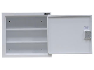 59 Litre Controlled Drugs Cabinet - Two Adjustable Shelves