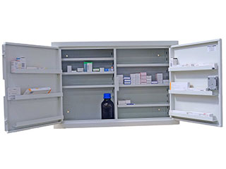 161 Litre Controlled Drug Cupboard