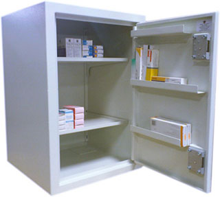 Controlled Drugs Cabinet 157 Litre