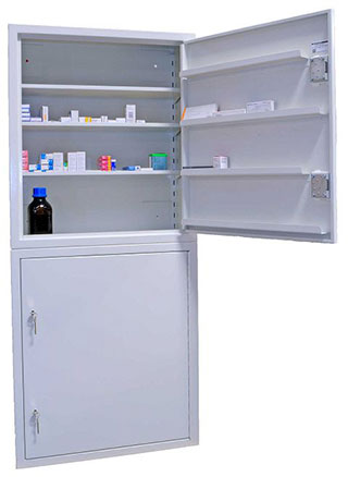 402 Litre Controlled Drugs Cabinet