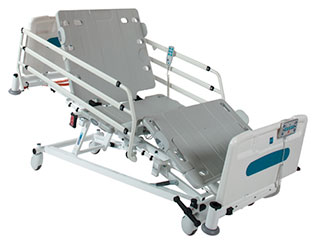 Innov8 iQ Hospital Ward Bed with High Side Rails