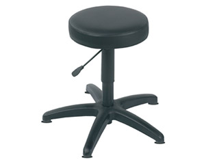 Gas-lift Stool with 5 Glides