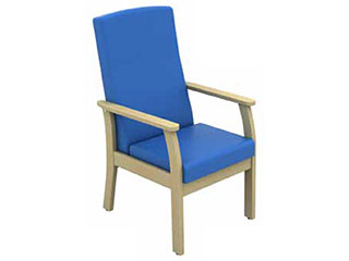 Mid-Back Arm Chair