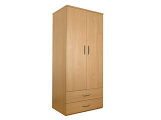 Gents Double Wardrobe