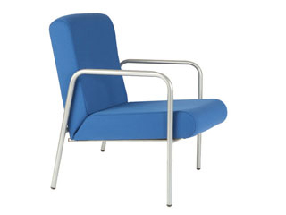 Easy Chair with Arms