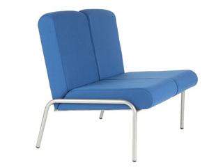 Easy 2 Seater Chair