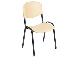 Venus Visitor Chair - Beige