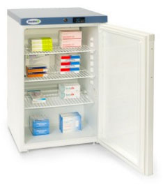 Shoreline SM1402 - 141 Litres Pharmacy Fridge with Solid Door