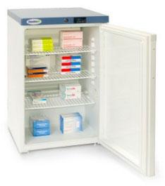Shoreline SM1402 - 141 Litres Pharmacy Fridge with Solid Door