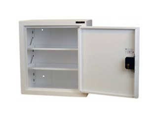 83 Litre Controlled Drugs Cabinet - Two Adjustable Shelves