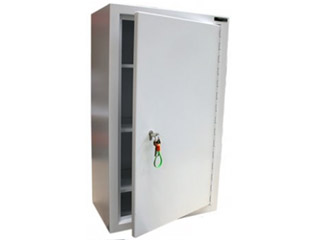 128 Litre Controlled Drugs Cupboard  - Three Adjustable Shelves