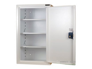 191 Litre Controlled Drugs Cabinet  - Three Adjustable Shelves