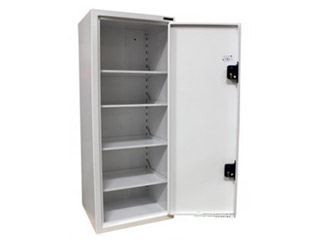 281 Litre Controlled Drugs Cabinet  - Four Adjustable Shelves