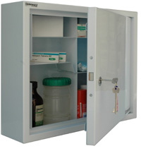 Controlled Drugs Cabinet 43 Litre 565mm (W)