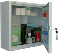 Controlled Drugs Cabinet 59 Litre 570mm (W)