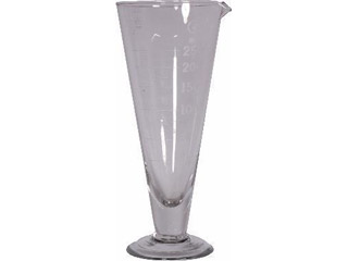 250ml borosilicate glass measure