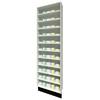 Full Height Unit 215mm Depth with Ten Shelves