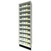 Full Height Unit 315mm Depth with Nine Shelves