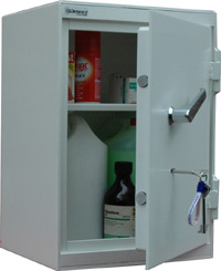 Controlled Drugs Cabinet 52 Litre 350mm (W)
