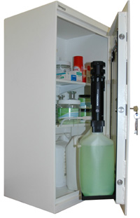 Controlled Drugs Cabinet 129 Litre 450mm (W)