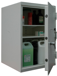 Controlled Drugs Cabinet 156 Litre 470mm (W)