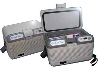 Labcold RPDF0012D Portable Medical Fridge