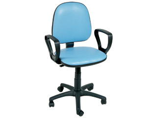 Gas-lift Chair with Arms