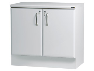 1000mm Base Unit - White Gloss