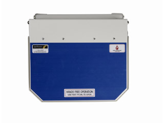 50 Litre Clinical Bin with Blue Lid - User defined