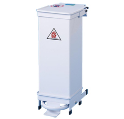 Hands Free Fire Retardant Removable Body 20 Litre Bin