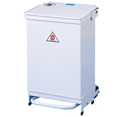 Hands Free Fire Retardant Removable Body 50 Litre Bin