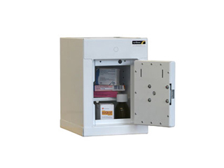 Controlled Drug Cabinet 17 Litre with 1 shelf/1 tray, one door