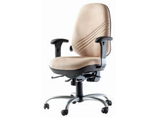 Deluxe Operator Chair - (Xtreme Plus) Upholstery