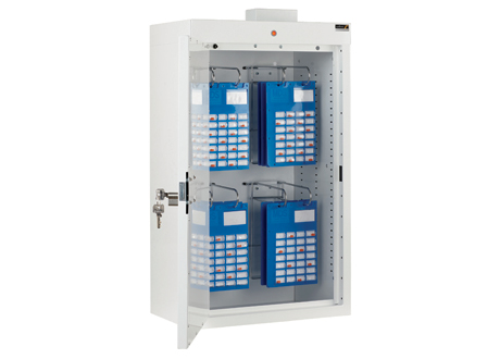 Medicine Cabinet 144 Litre with 2 MDS Racks