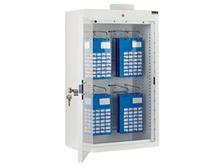Medicine Cabinet 127 Litre with 4 MDS Racks
