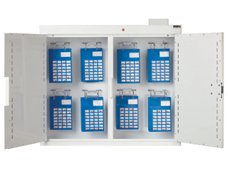 Medicine Cabinet 255 Litre with 8 MDS Racks