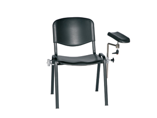 Phlebotomy Chair - Black