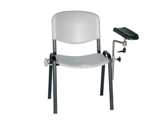 Phlebotomy Chair - Grey