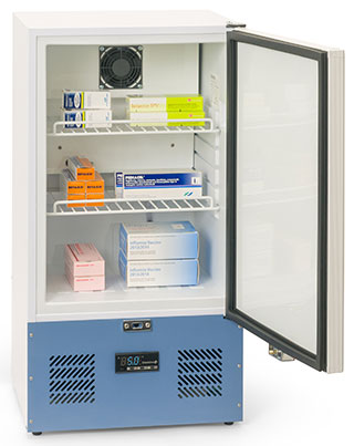 Shoreline SM45 - 45 Litres Pharmacy Fridge with Solid Door