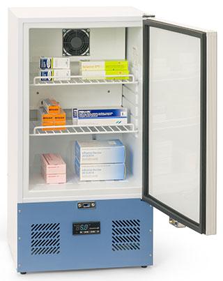 Shoreline SM45 - 45 Litres Pharmacy Fridge with Solid Door