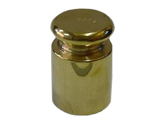 Brass Churn Weight 500g