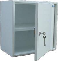 Controlled Drugs Cabinet 82 Litre 550mm (H)